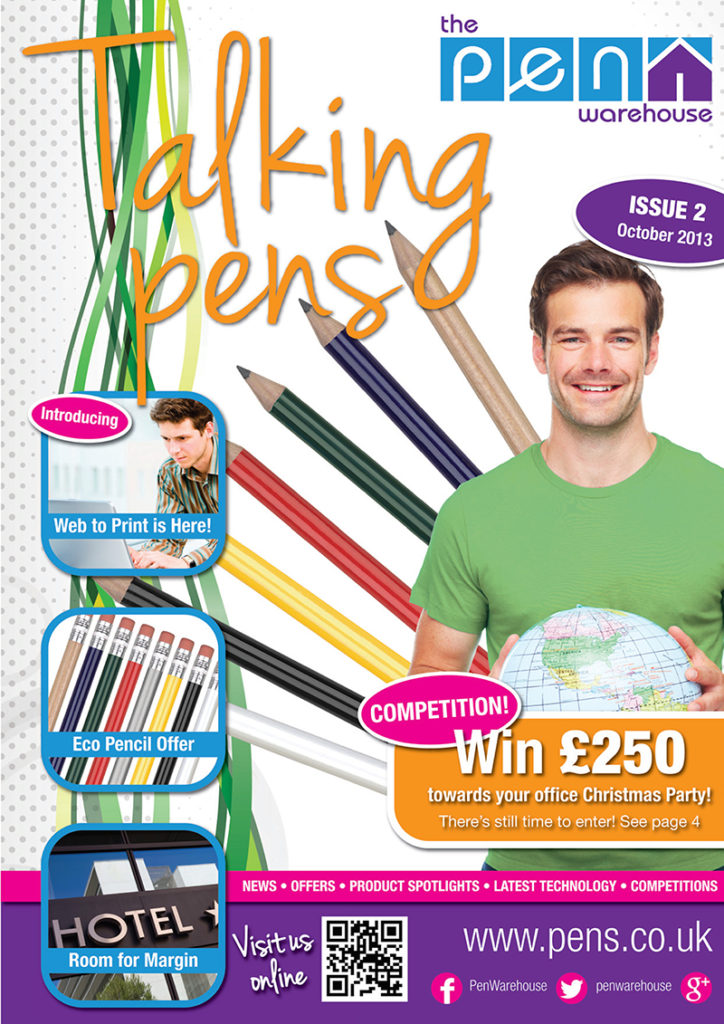 newsletter Image for Talking Pens – Issue 2