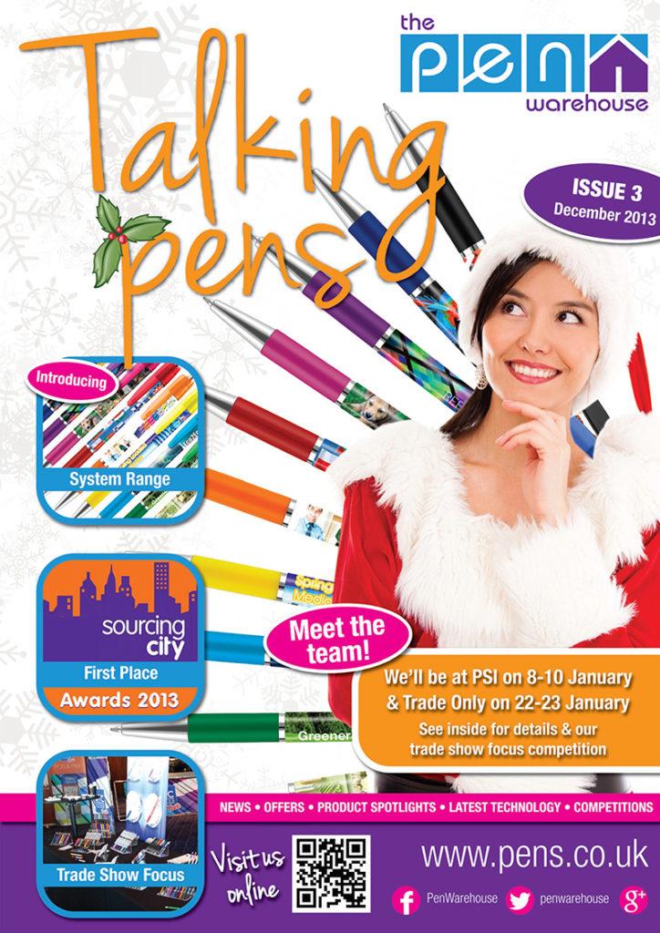 newsletter Image for Talking Pens – Issue 3