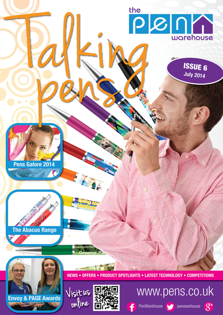 newsletter Image for Talking Pens – Issue 6