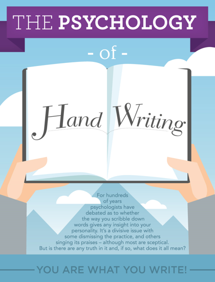 Image for The Psychology Of Handwriting – You Are What You Write