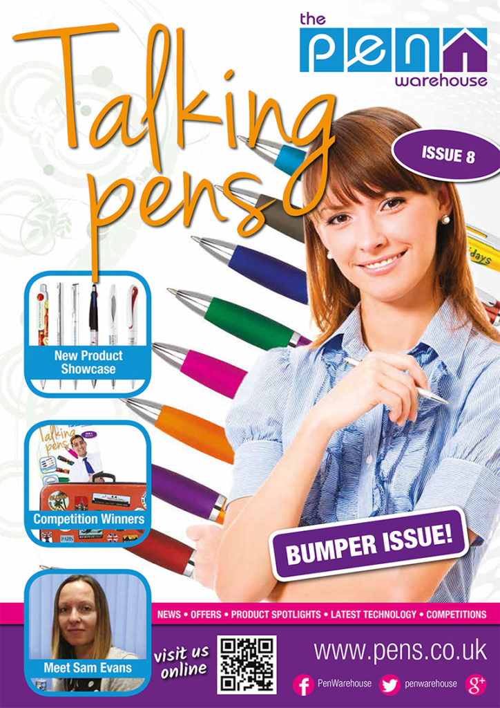 newsletter Image for Talking Pens – Issue 8