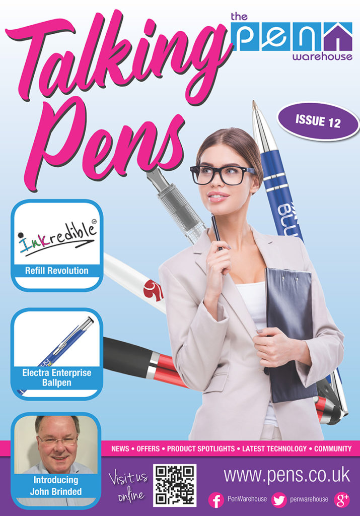newsletter Image for Talking Pens – Issue 12