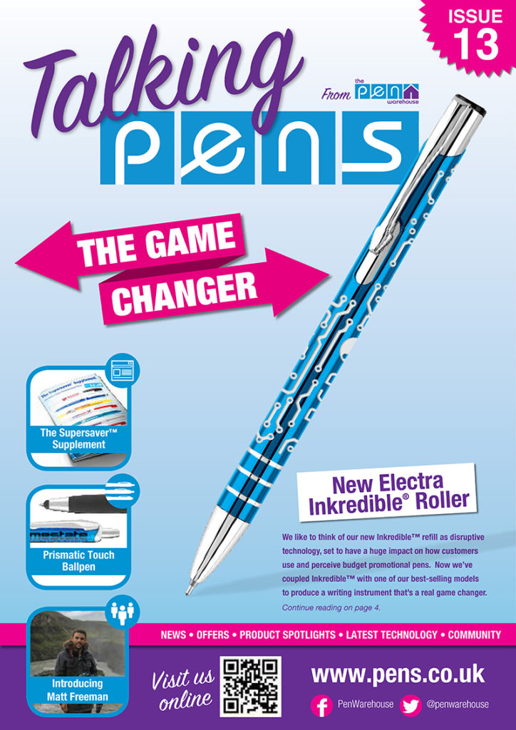 newsletter Image for Talking Pens – Issue 13