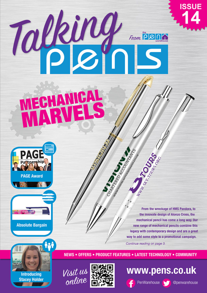 newsletter Image for Talking Pens – Issue 14
