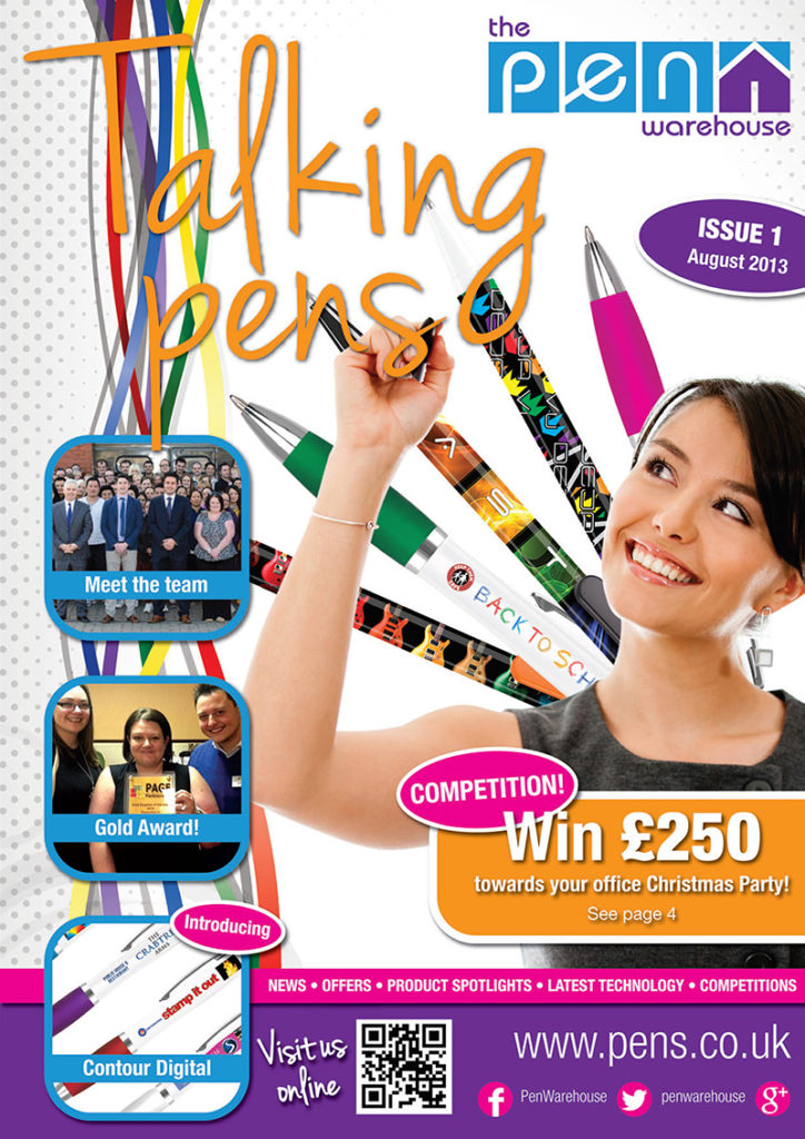 article Image for Talking Pens – Issue 1