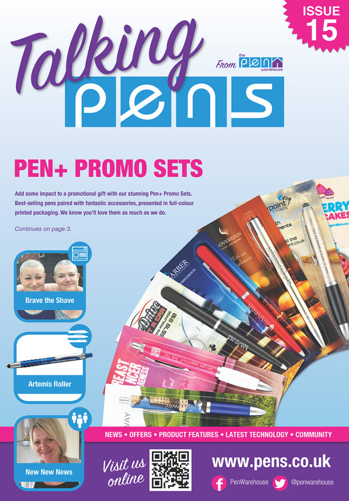 Image for Talking Pens – Issue 15