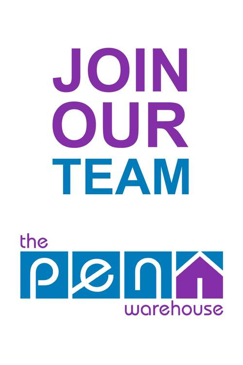 Join the Pen Warehouse Team