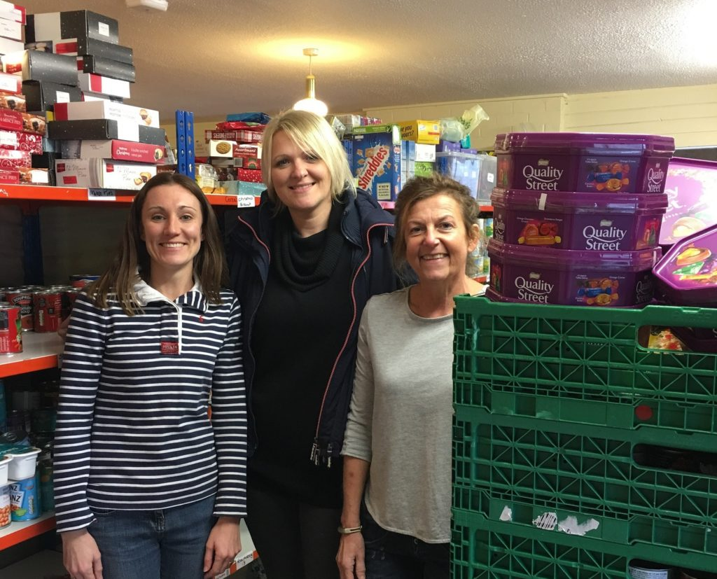 Farnham Foodbank Donation