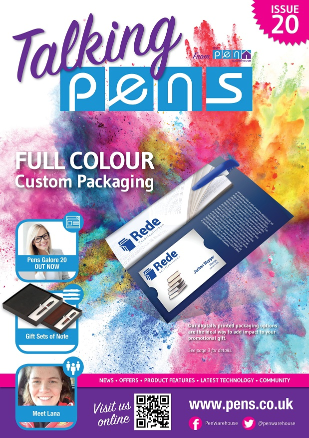 Image for Talking Pens – Issue 20