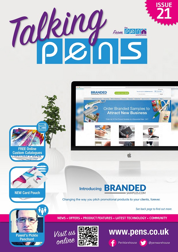 Image for Talking Pens – Issue 21