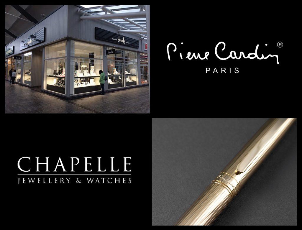 Chapelle Pierre Cardin Gifts
