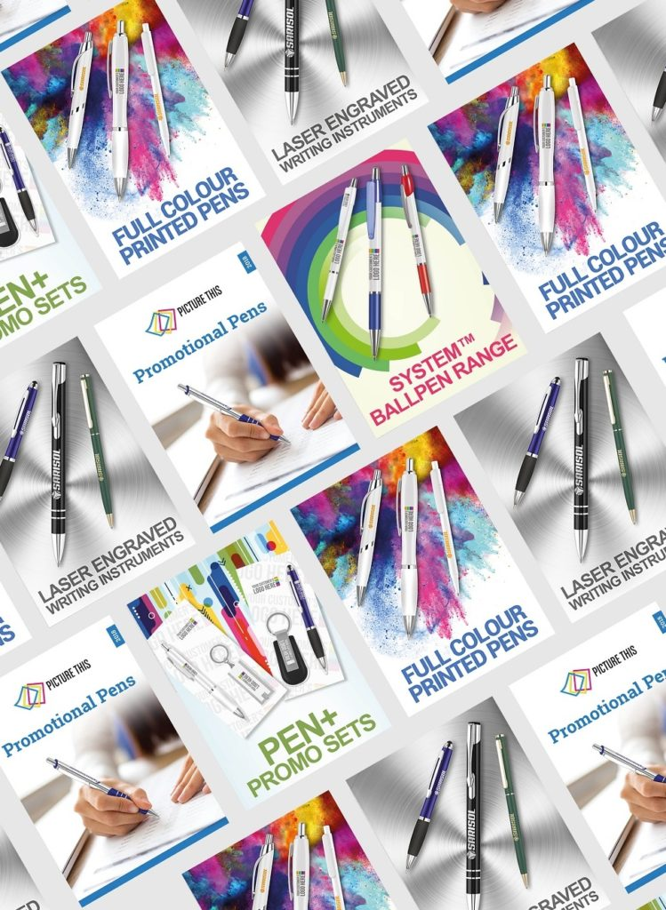 Custom Catalogues Covers
