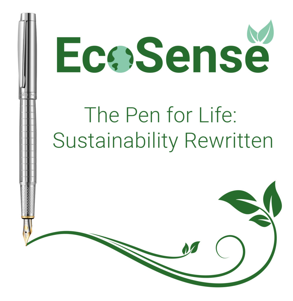Image for The Pen for Life™: Sustainability Rewritten