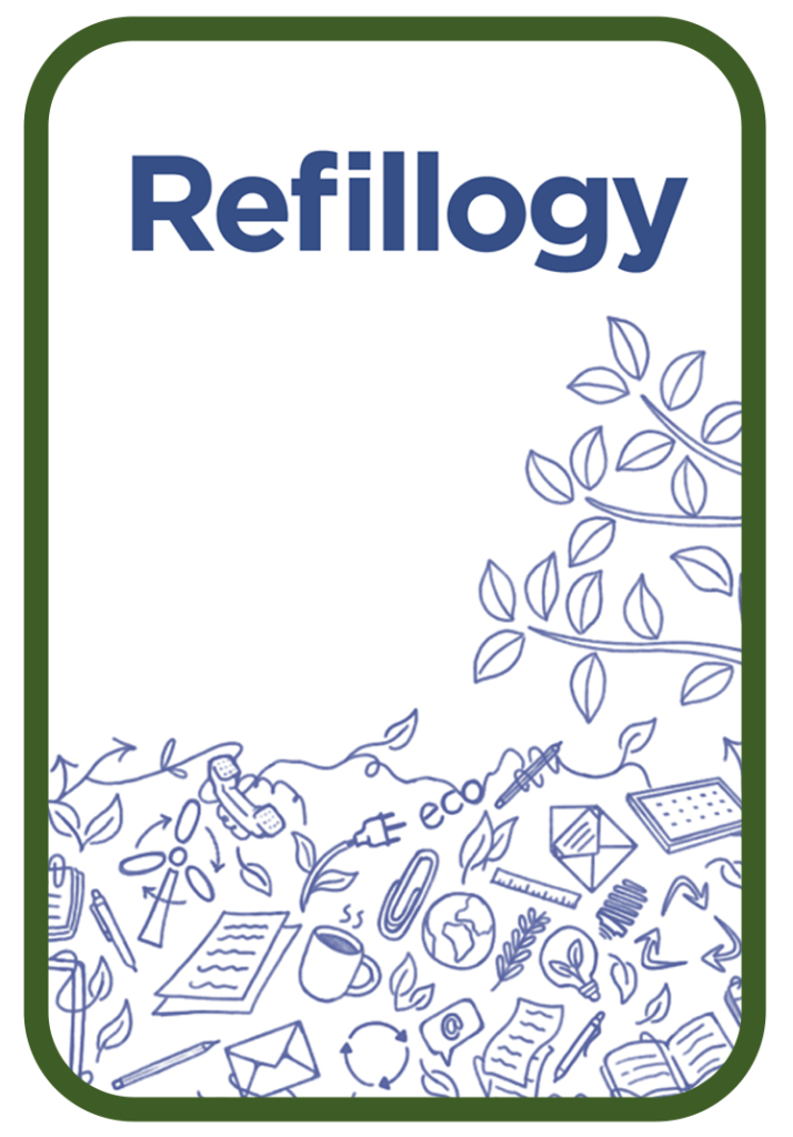 Image for Refillogy: A Revolution in Renewability