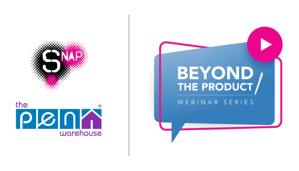 article Image for The Pen Warehouse & Snap Products Celebrate Webinar Launch Success