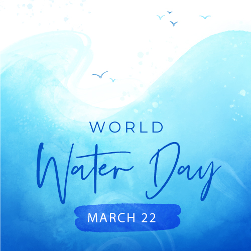 blog Image for World Water Day – 22 March 2021