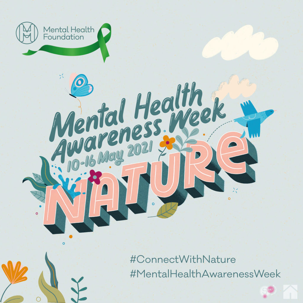 blog Image for Opening up this Mental Health Awareness Week