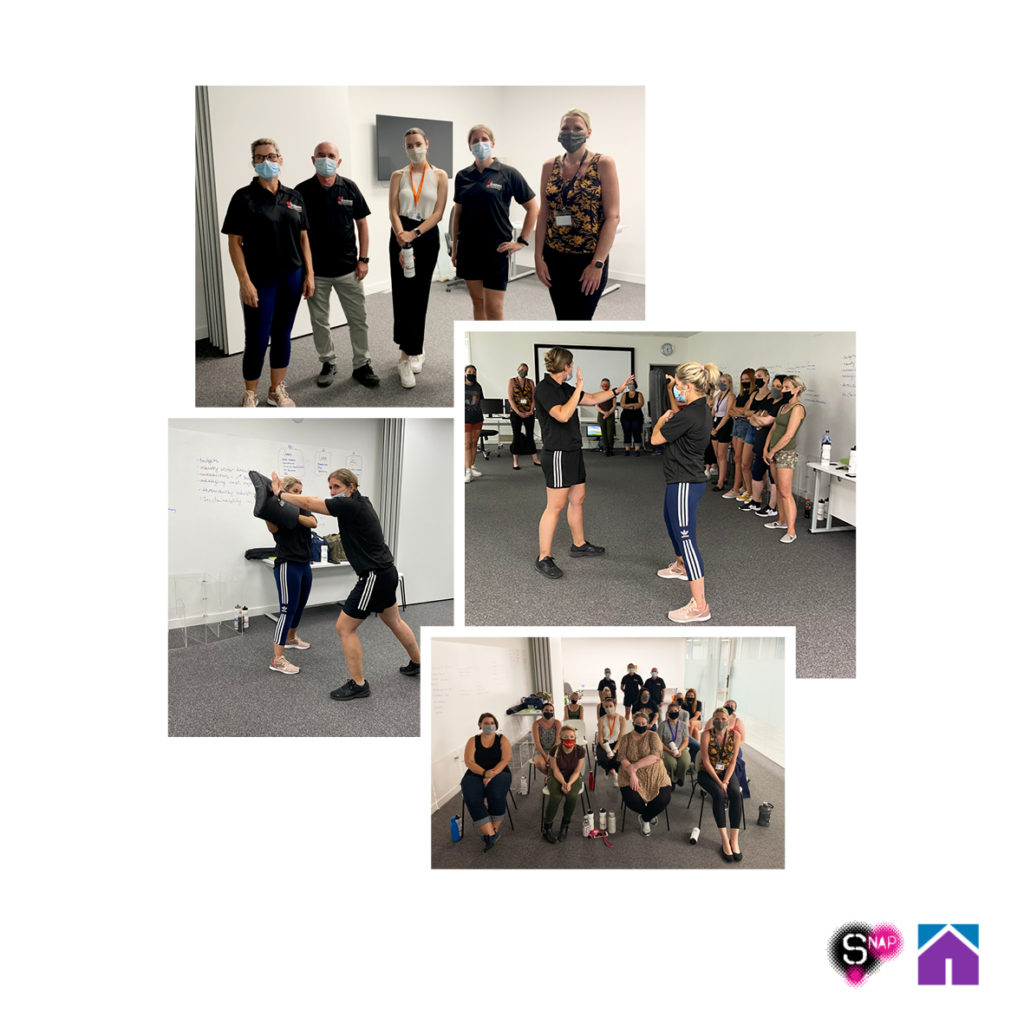 article Image for The Pen Warehouse & Snap Products Host a Self-Defence Class